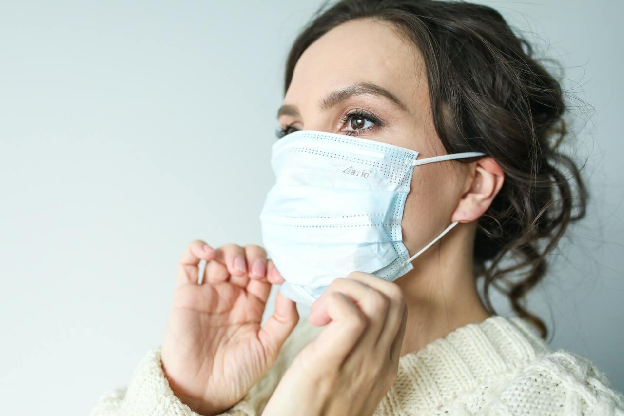 Mascarilla, pandemia turismo