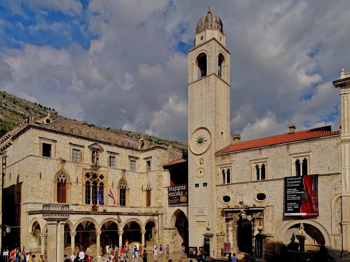 Palacio de Spronza, Dubrovnik