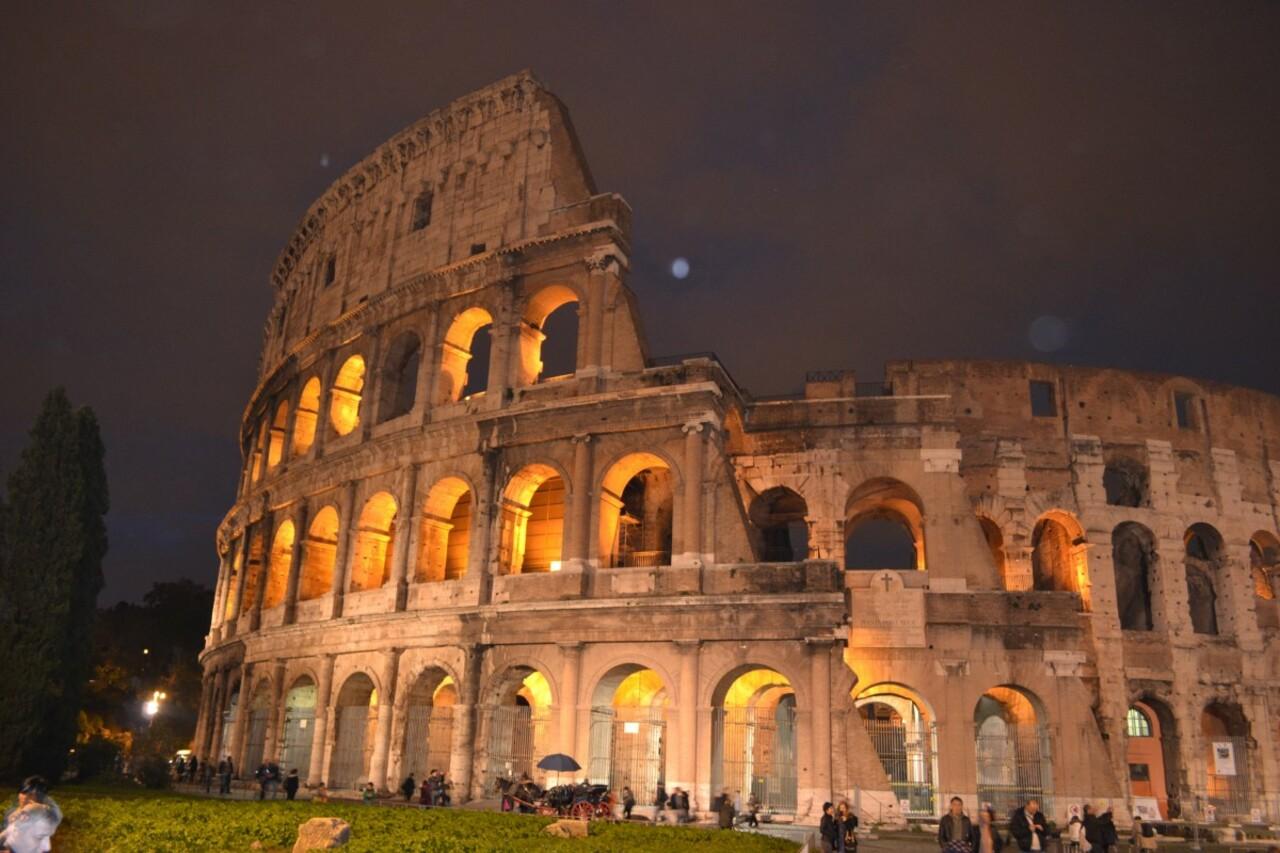 Roma, Coliseo - Turismo de interior