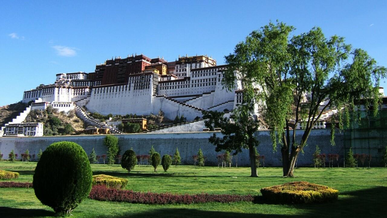Tibet turismo espiritual