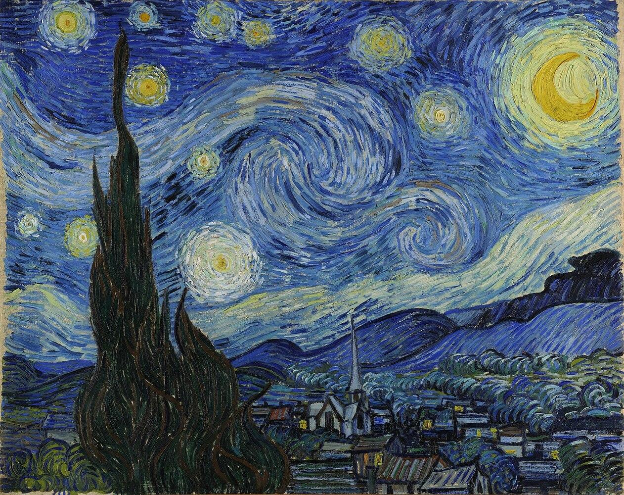 Van Gogh, cuadro