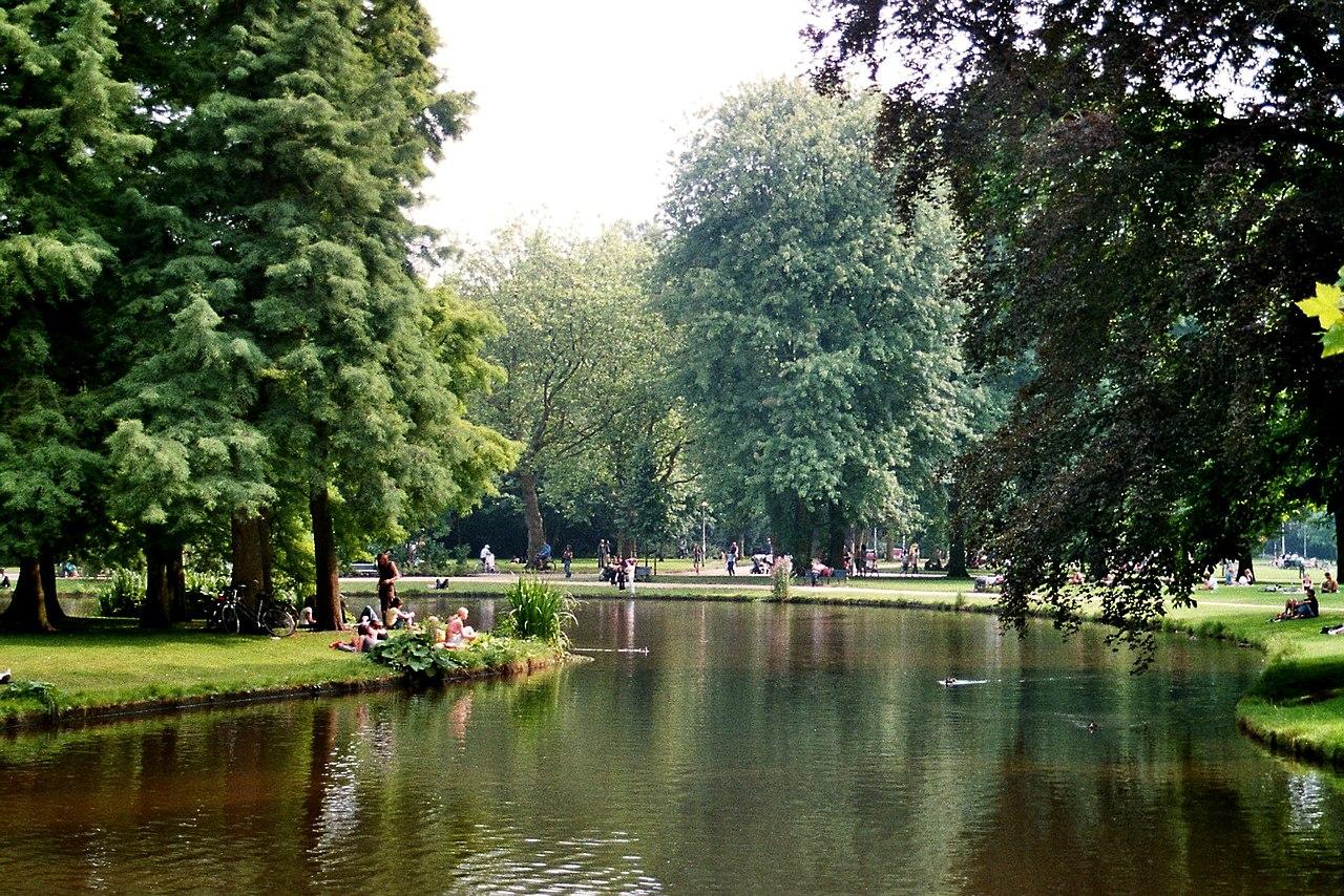 Vondelpark Ámsterdam
